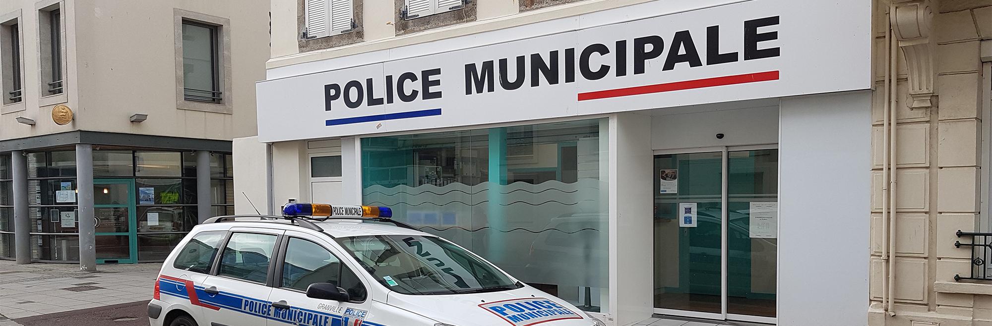Police pluri communale Granville