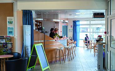 Cafétéria FJT Saint-Nicolas