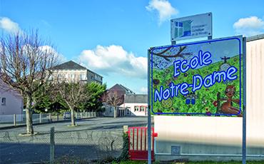 Ecole Notre Dame Granville©B. CROISY Ville de Granville