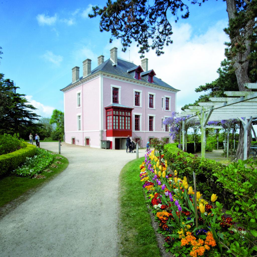 Location du jardin municipal Christian Dior