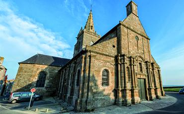 Trois expositions en l'église Notre-Dame du Cap Lihou