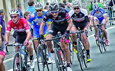 Tour de Normandie cycliste, Granville ville départ