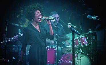 Jazz en Baie jardin Dior Granville