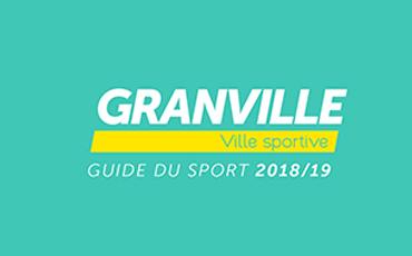 Guide du sport 2018 2019 Granville