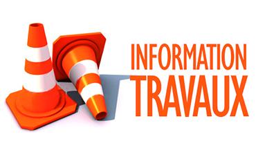 Information travaux Granville