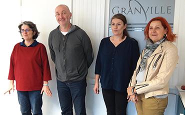 La Ville de Granville a recruté quatre agents pour effectuer le recensement 2020.