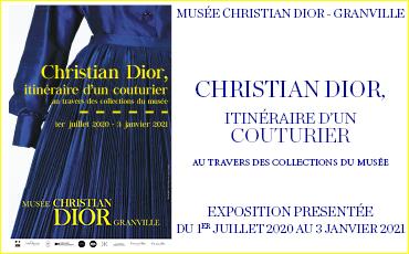 Christian Dior, itinéraire d'un couturier
