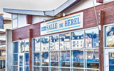 Le premier conseil municipal du nouveau mandat se tiendra vendredi 3 juillet 2020 à la salle de Hérel.©Benoit.Croisy