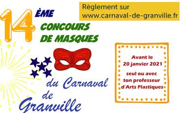 14ème concours de masques