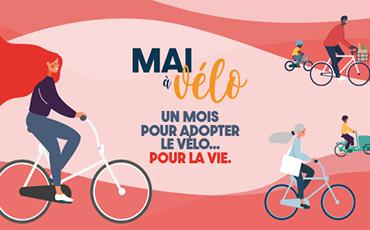 Programme des animations de Mai à vélo