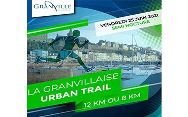 Ouverture des inscription à l'Urban Trail de Granville