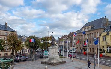 La Ville de Granville fait le choix de l'énergie renouvelable. ©Benoit.Croisy-Coll.Ville de Granville