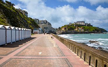 La plage du Plat Gousset a obtenu le label Pavillon Bleu pour la 7e année consécutive. ©Benoit.Croisy - Coll. Ville de Granville