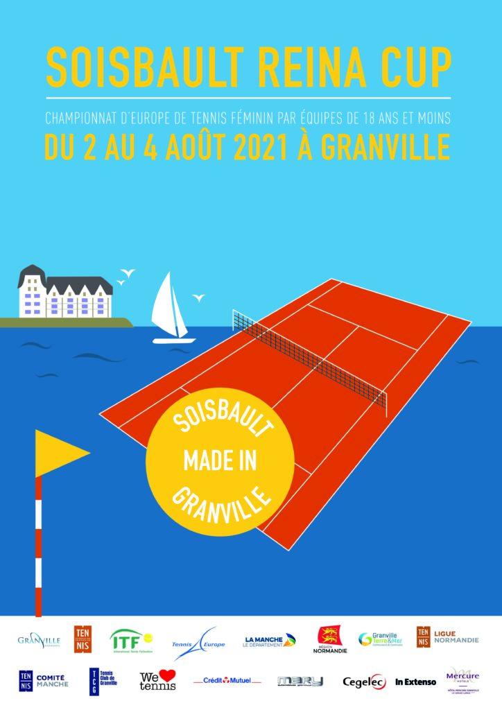 La Soisbault Reina Cup, une compétition européenne de tennis au cœur de Granville