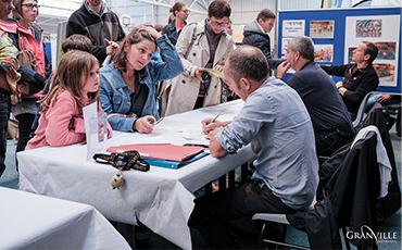 La Fête du Sport et le Forum des Associations 2021 de Granville se déroulera le 5 septembre à la Cité des Sports. ©Benoit.Croisy - Ville de Granville