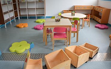 Des travaux ont été réalisés durant l'été 2021 dans le groupe scolaire des Docteurs Lanos. ©Flora.Gelot - Coll. Ville de Granville