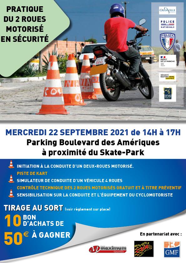 Journée de sensibilisation et de prévention routière