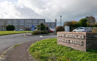 Hôpital de Granville 2. ©Benoit.Croisy - Coll. Ville de Granville
