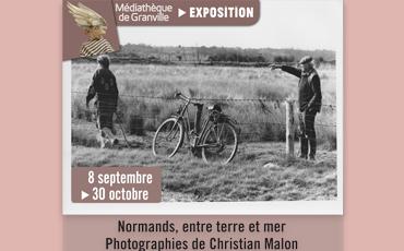 Exposition Normands, entre terre et mer