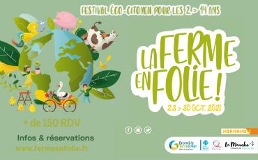 Festival éco-citoyen Ferme en Folie