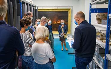 Musée d'art et d'histoire Granville ©B.CROISY Coll. Ville de Granville